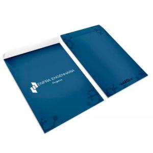 Envelope Saco – Sulfite 90g – 240x340mm